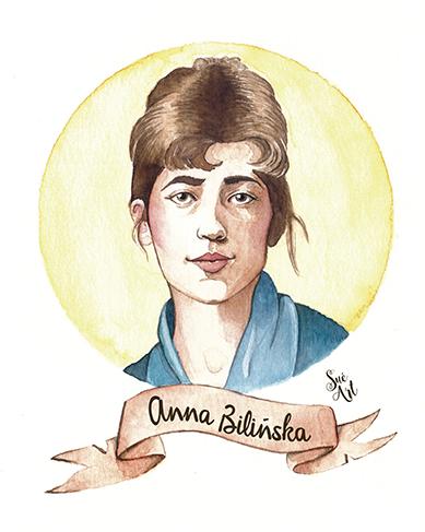 Anna Bilinska