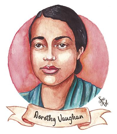 Dorotyhy Vaughan