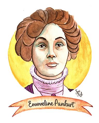 Emmeline Pankurt